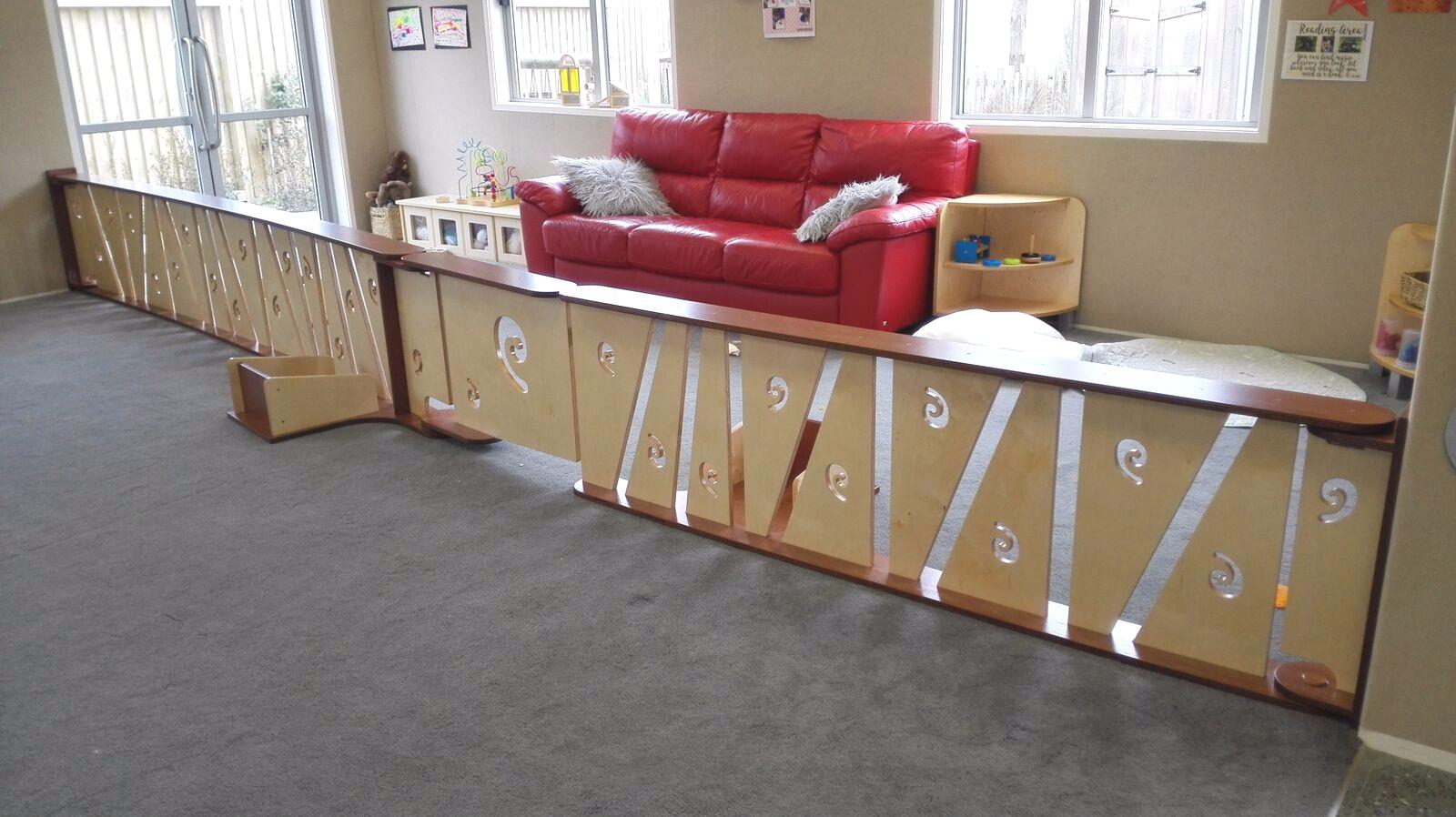 Custom room dividers