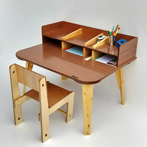 Witing Desk Hebe Natural Childrens Furniture NZ Educational Resources