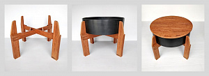 Water Activity Tub Educational Resources Play Early Childhood Trough Wooden Hebe Natural Childrens Furniture NZ WEB